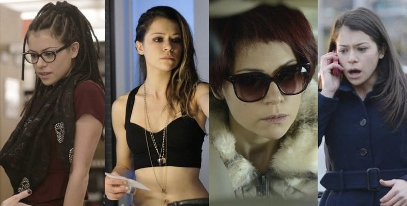 How one women plays over 5 different clones (and counting) Orphan Black
