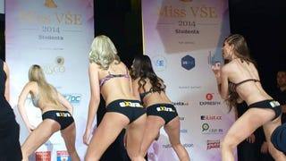 Female Students Twerk for Internships in University-Sponsored Pageant
