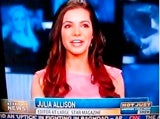 Julia Allison Out At Star
