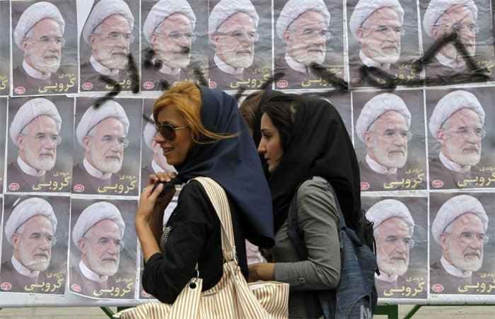 Iranian Graffiti