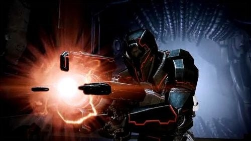 Mass Effect Preorder Gun Goes All Large Hadron Collider on Your Ass