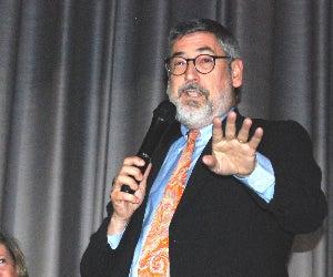 John Landis Celebrates American Werewolf Blu-ray Release At FrightFest