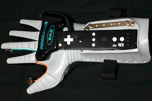 You Have the Power: Wii Powerglove