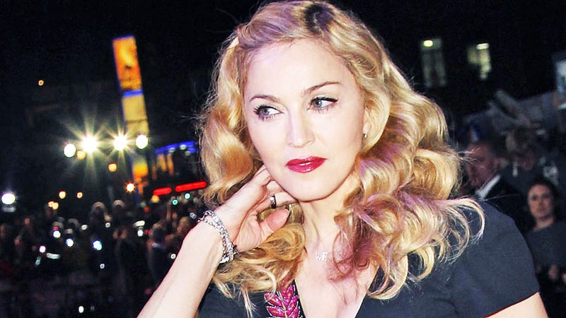 Madonna on Boytoys: 'More Than Just Sexual, Um, Appendages'