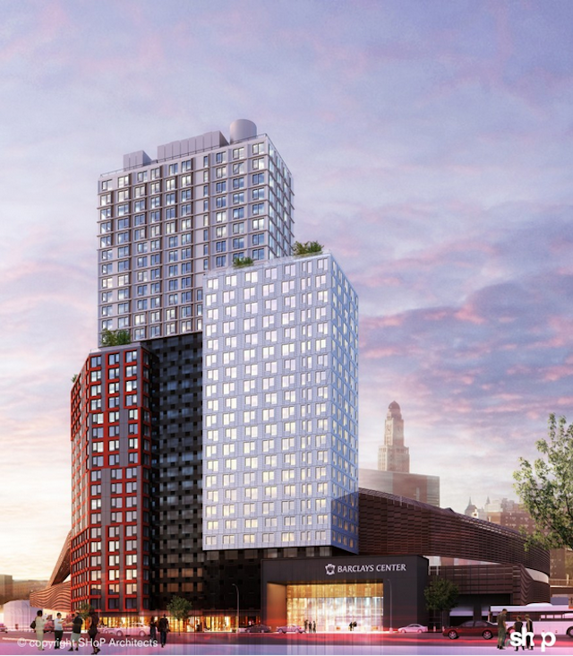 The Developer of China's Tallest Building Invests In Brooklyn