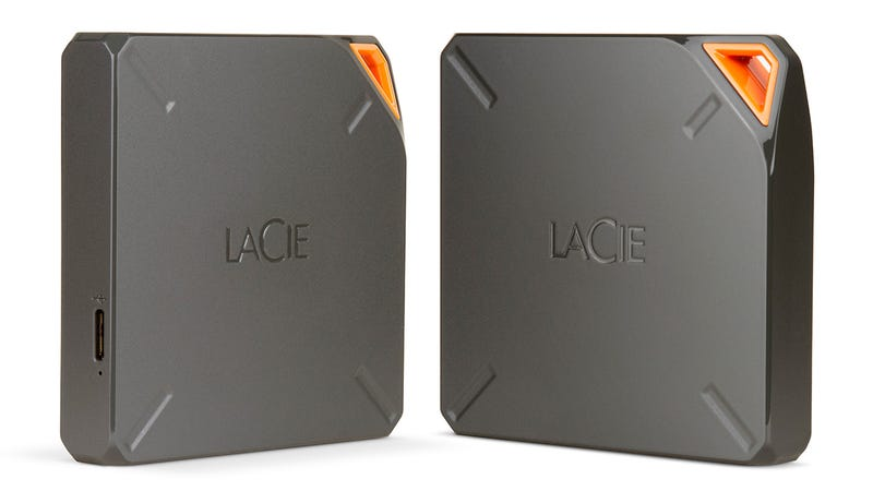 LaCie's Fuel Tank Is Filled With 1TB of Wireless Storage, Not Gasoline