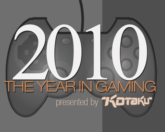 2010: The Year In Gaming
