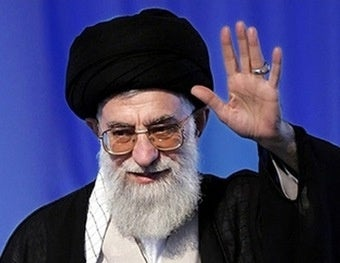 Iran's Supreme Ayatollah Rejects Vote Fraud Claims, Blames West for Unrest