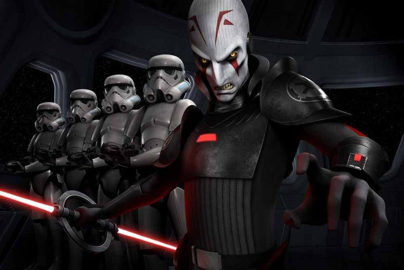 In the Galaxy of Star Wars: Rebels, Some View the Empire as Good Guys