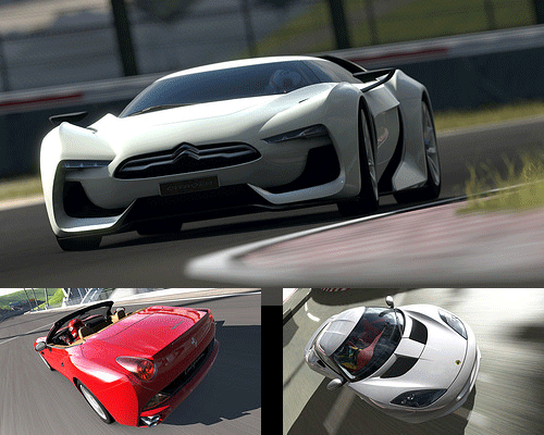 New Cars For Gran Turismo 5 Prologue