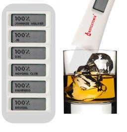 Rotgutonix Alcohol Tester Helps You Pick Your Poison