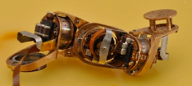 "Meet the Milli-Motein, a tiny, reconfigurable robot that could ""become almost anything"""