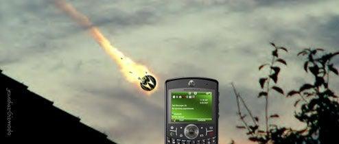 Motorola Giving Up on Windows Mobile?