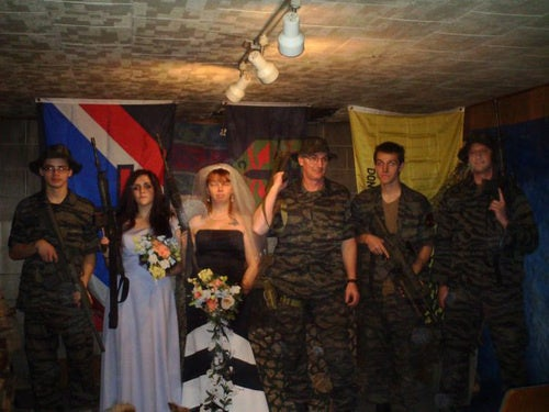 Brides, Babies, and Assault Rifles: The Militia Leaders' Wedding