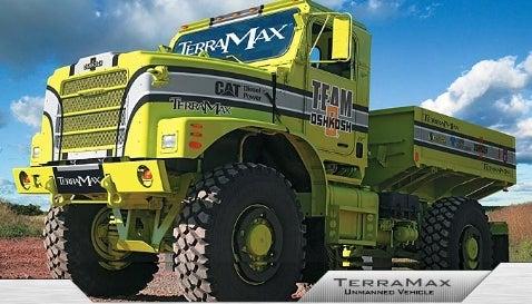 Terramax Prepares for Driverless Takeoff