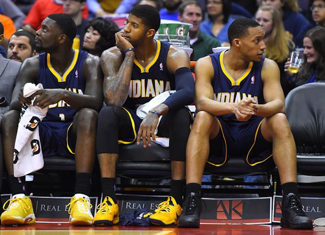 Report: Pacers Had Fistfight Before Game 1