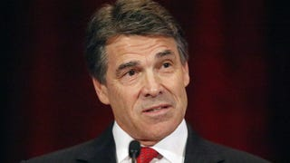 Rick Perry Uses Joan Rivers' Death to Justify Awful Texas Abortion Law