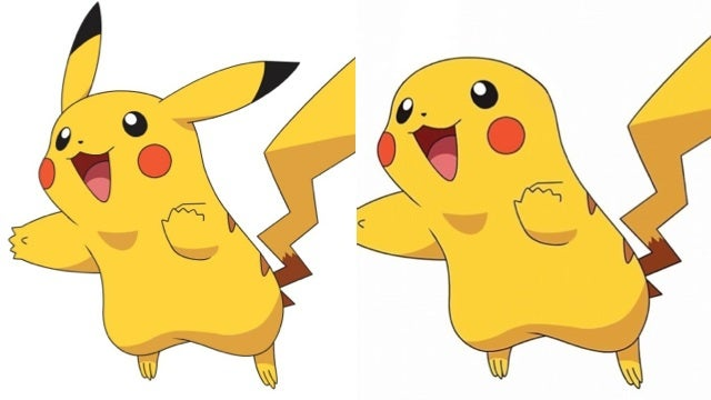 Pikachu (And Friends) with No Ears