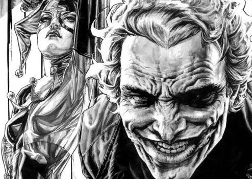 """Brutal"" Joker Returns To Comic Stores"