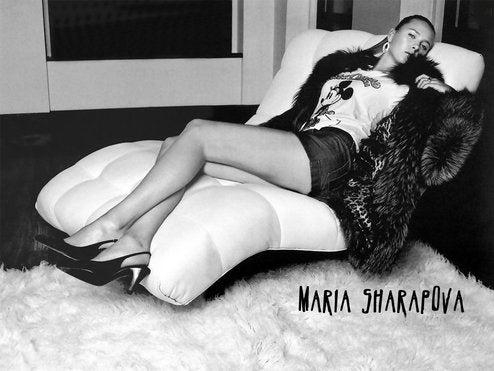 ESPN Mag To Get a Sharapova-cized Makeover