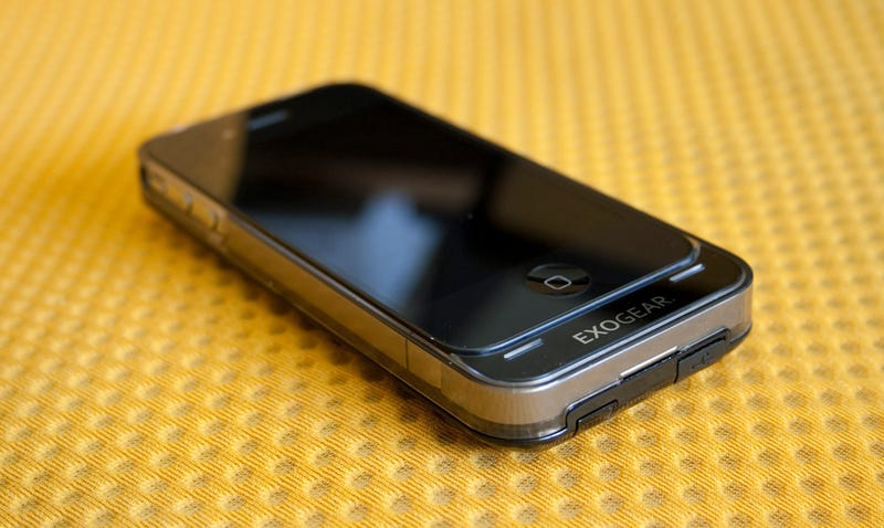 Lightning Review: Exolife, the First iPhone 4 Battery Case