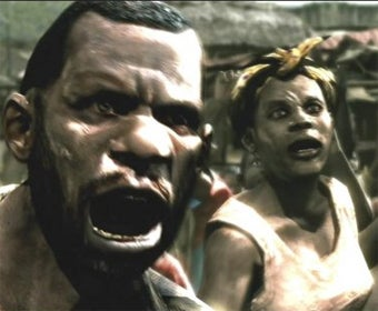 New York Times on RE5: The Truth About African Zombies