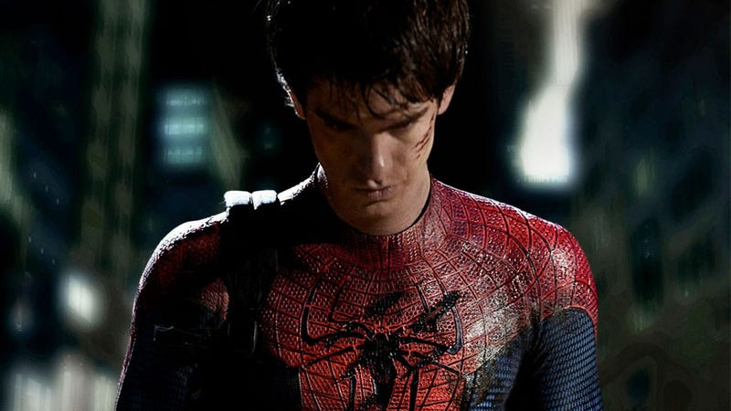 Your First Look Of The New Spider-Man Of 2012