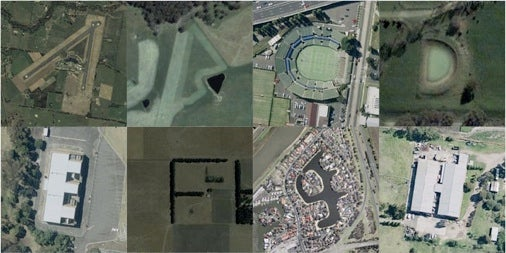 The Accidental Typography of Google Maps