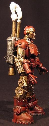 Steampunk Iron Man: Our Unhealthy Obsession Continues