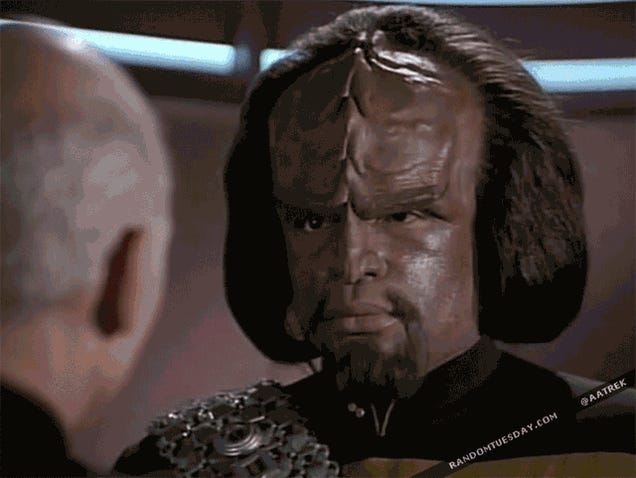 Gorgeous Star Trek: TNG gifs show off the series sexy new Blu-Ray upgrades