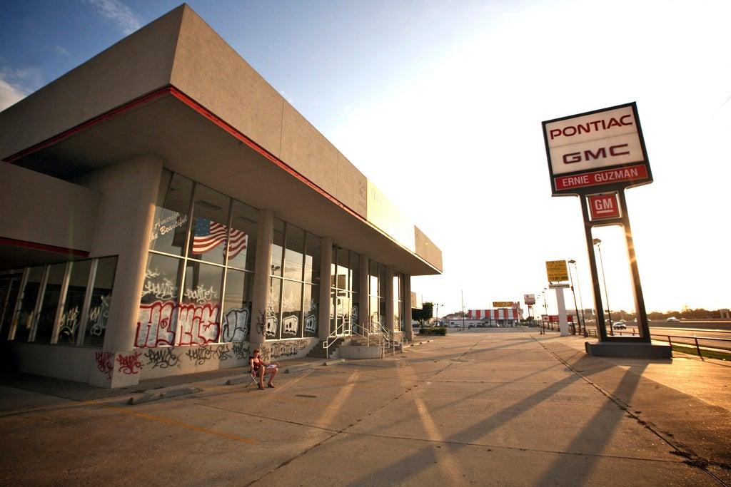 America S Abandoned Auto Dealerships