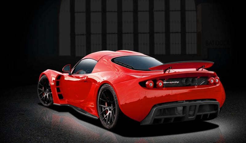 Hennessey Venom GT2: A 1,500-Horsepower Texan Hypercar