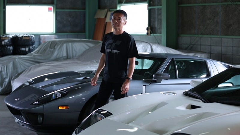 Gran Turismo Creator Crashed His First Car At 24, Now Dreams of Peace