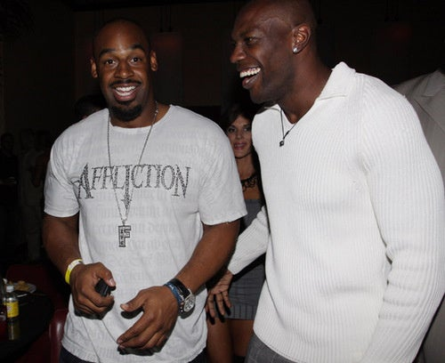 Donovan McNabb And Terrell Owens Have Taken A Bite Out Of Black-On-Black Crime