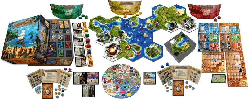 The Best Board Games of 2013