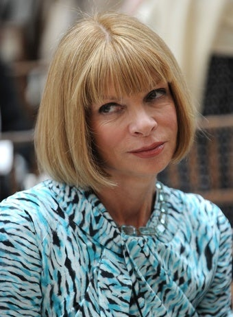 Anna Wintour Doesn't Hate You, She's Just Shy