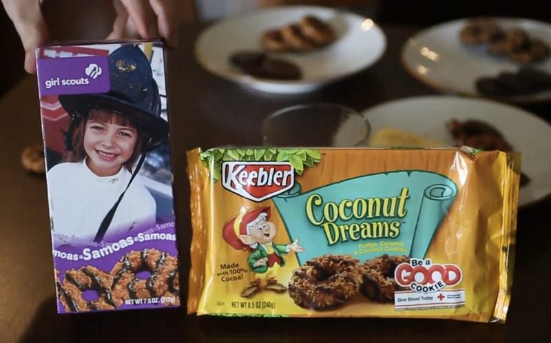 Get Your Girl Scout Cookie Fix All Year with Grocery Store Equivalents