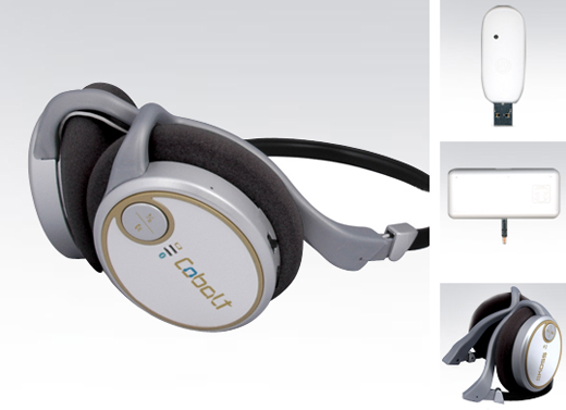 Koss Cobalt Bluetooth Stereo Headphones