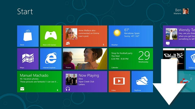 Download the Windows 8 Consumer Preview Now