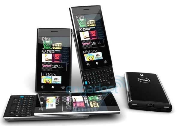 Dell Lightning Is a Beauty Who Runs Windows Phone 7