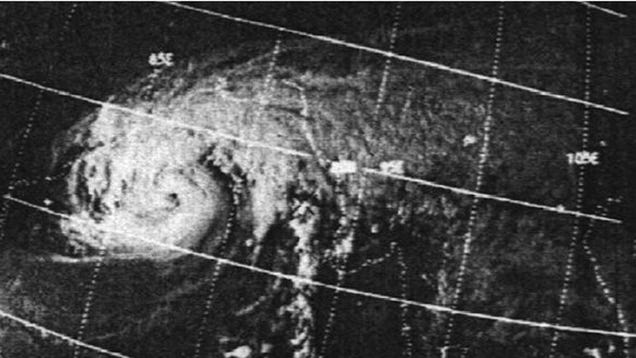 The Six Most Extreme Hurricanes of All Time
