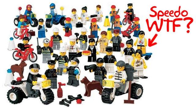 Forbidden Set Shows Darkest Side of LEGO