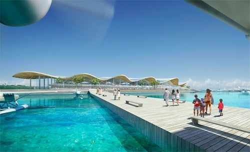 Forget Holidaying in the Maldives, I'd Be Happy at Their Future Airport