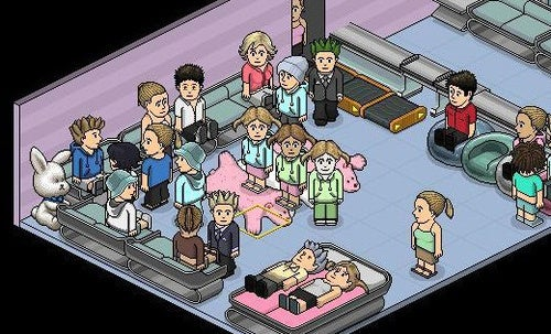 Another Habbo Heist Robs Furniture from 400 Finns