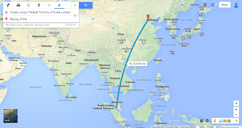 Malaysia Airlines Boeing 777 Reported Missing Between Malaysia & China