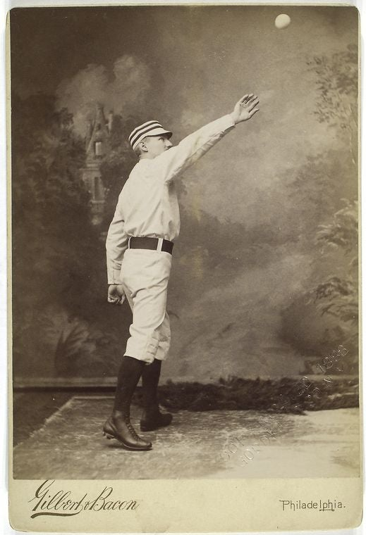 The awesomely weird art of 1800s baseball photography