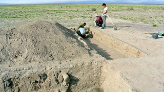 Genghis Kahn's Lost Fortress Uncovered In Western Mongolia