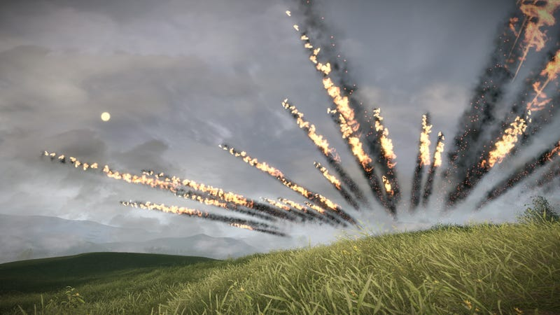 The Week in Unbelievably Gorgeous Screenshots: Fuel and Total War: Shogun 2