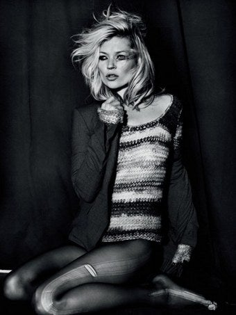 The Emperor Kate Moss Has No Pants
