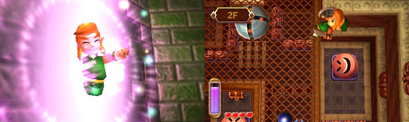Lazy Sunday Review: The Legend of Zelda: A Link Between Worlds